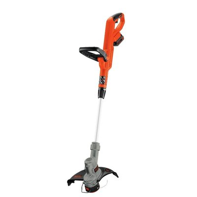 BLACK+DECKER LST300 12-Inch Lithium Trimmer and Edger, 20-volt
