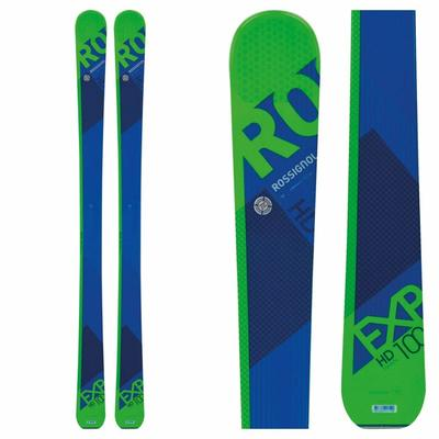 Rossignol Experience 100 HD Ti Skis 2018