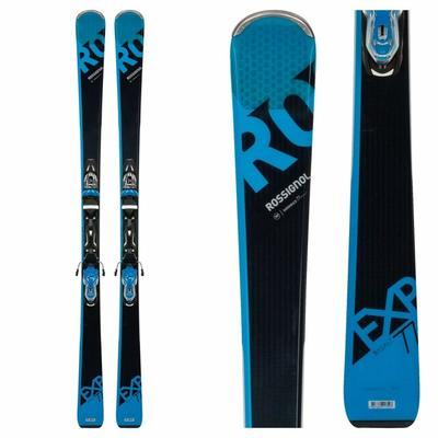 Rossignol Experience 77 BA Skis with Xpress 11 Bindings