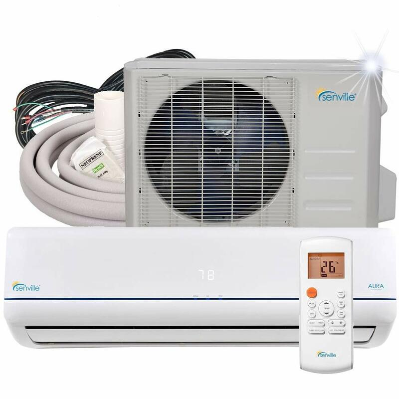 Senville 36000 BTU Mini Split Air Conditioner Heat Pump SENA-36HF/Z
