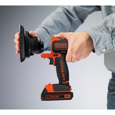 BLACK+DECKER BDCMTS Matrix Sander Attachment