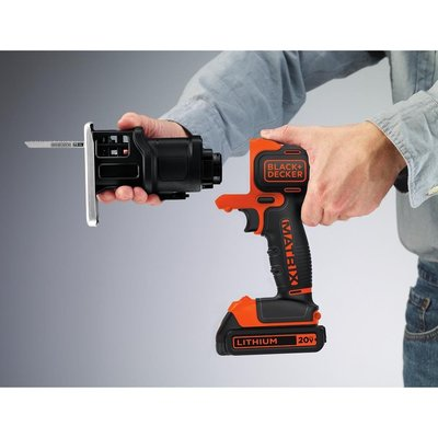 BLACK+DECKER BDCMTJS Matrix Jig Saw Attachment