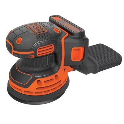 Black & Decker BDCRO20C 20V MAX Random Orbit Sander with Battery and Charger