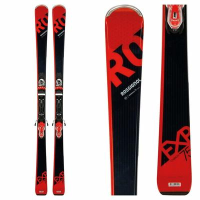 Rossignol Experience 75 Carbon Skis w/XPress 10 Bindings Mens
