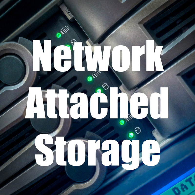Network Attached Storage Devices